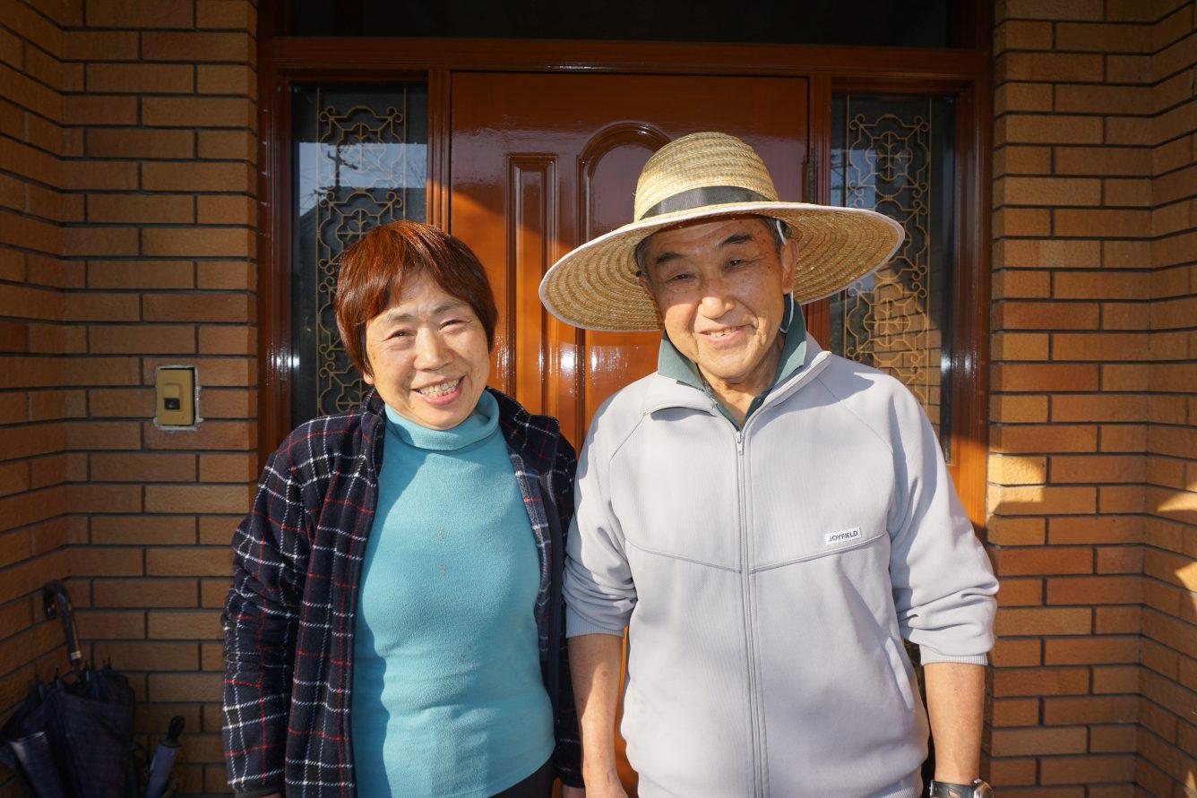 愛知県常滑市・渡辺様ご夫妻