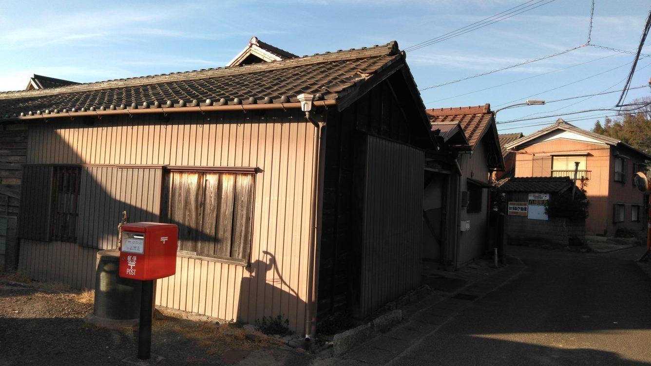 愛知県知多市八幡種池地内