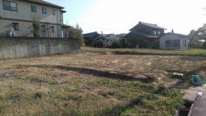 木造瓦葺平屋建住宅解体工事・愛知県知多郡阿久比町