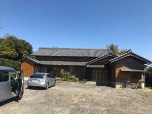 木造瓦葺2階建住宅解体工事・愛知県西尾市山下町