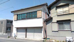 木造瓦葺2階建住宅解体工事・愛知県常滑市保示町