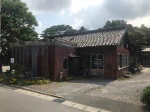 木造倉庫解体工事・西尾市中畑町