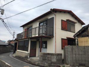 木造2階建瓦葺住宅解体工事・愛知県常滑市栄町