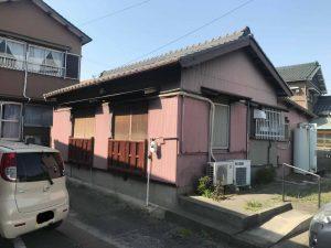 木造住宅解体工事・愛知県半田市妙見町